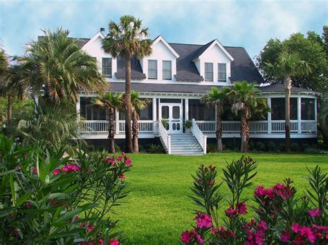 low country house vintage low country house
