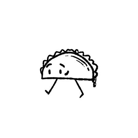 logo anim doodle black white doodle gif by natt rocha find on giphy