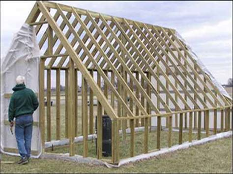 building a greenhouse plans build your very own build your own greenhouse
