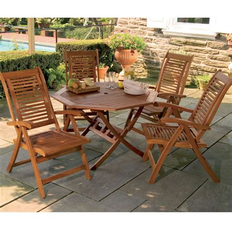 patio furniture table and chairs set lanai wood patio furniture wooden chairs for sale and