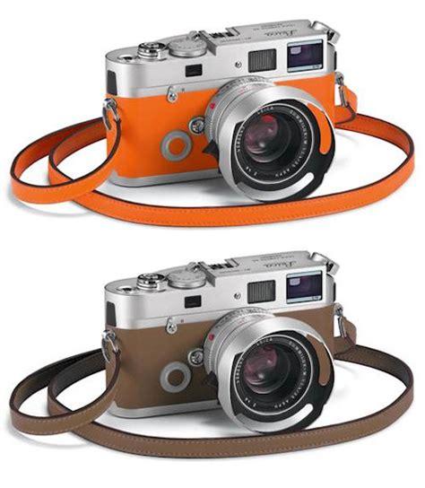 Kamera Leica Hermes leica m7 edition 171 herm 232 s 187 in orange und etoupe