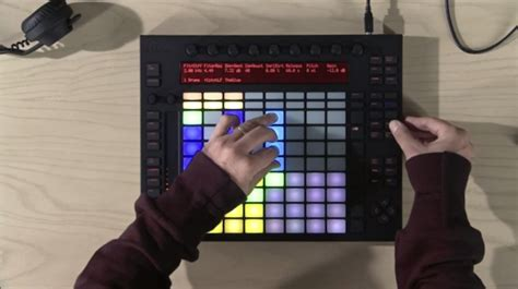 ableton push swing ableton shares more details about live 9 and unveils new