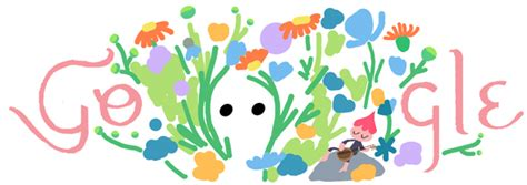 spring equinox google doodle when does the season really spring equinox 2018