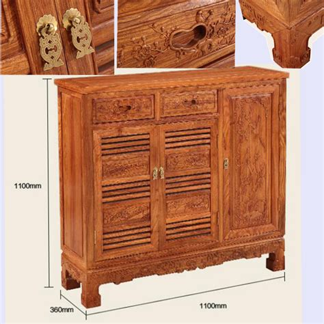 solid wood shoe cabinet ming dy style africa rosewood solid wood furniture shoe