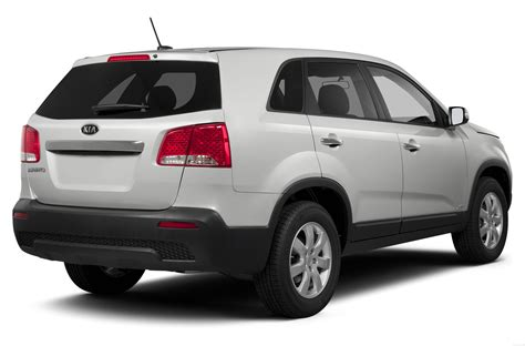 Kia Sorento 2012 Specs 2012 Kia Sorento Price Photos Reviews Features