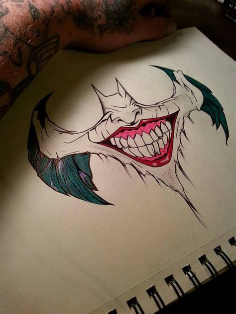 tribal joker tattoo designs batman x joker ideas joker