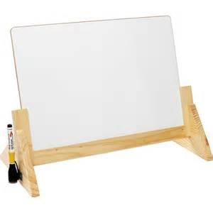 white board stand including white board