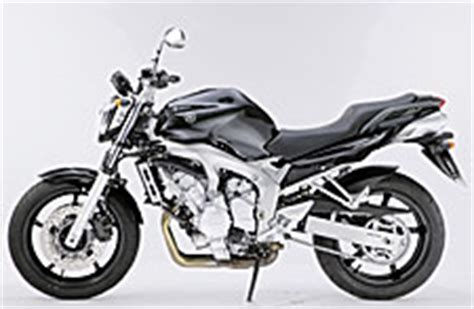 Leichtes Motorrad Mit Abs by Yamaha Fz6 Fazer Tourenfahrer