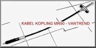 Mazda Vantrend Cover Bodypenutup Mobil Kabel Kopling Mazda Vantrend Azis Motor Depok