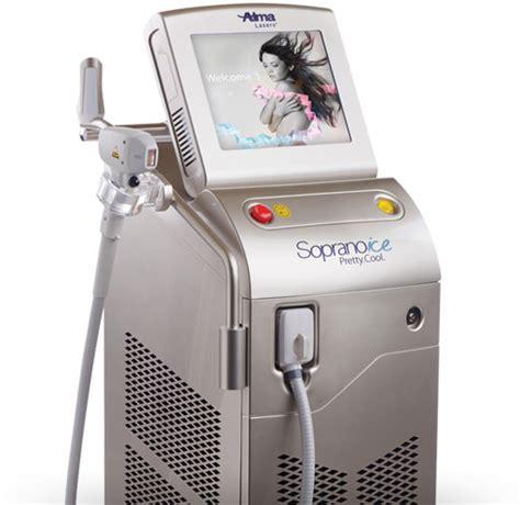alma lasers soprano ice laser hair removal