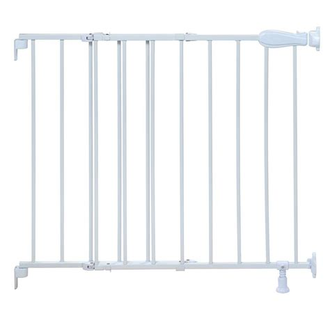 summer infant 30 in top of stairs white simple to secure