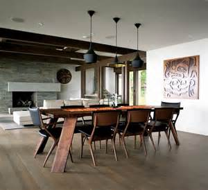 The Modern Dining Room the modern dining room style home modern