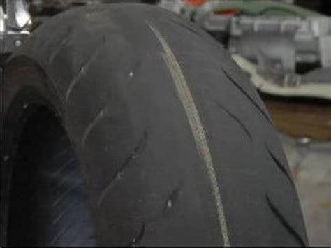diy preventative motorcycle maintenance safety   tire tread wear youtube