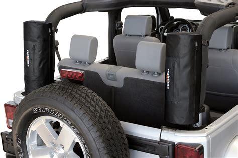jeep wrangler storage rightline gear 4x4 roll bar storage bag for 55 17 jeep 174 cj