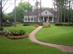yard decor home design new home designs latest home garden lawn ideas