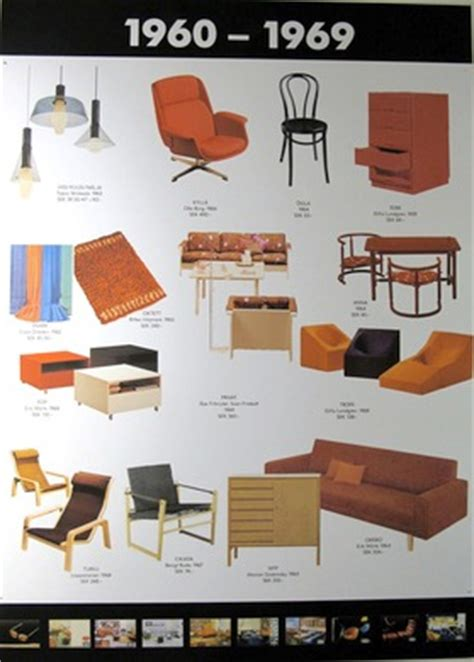 ikea catalog covers 1960 these pieces of furniture from the 1960s would fit into