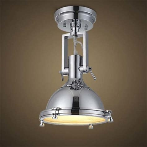 led semi flush ceiling lights chrome 1 light led semi flush ceiling light with glass
