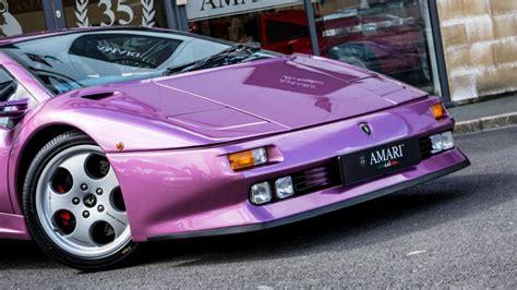 Purple Lamborghini Diablo by S Purple Lamborghini Diablo From Cosmic Is