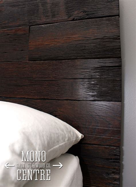 barnboard headboard 1000 images about reclaimed barn board headboard on