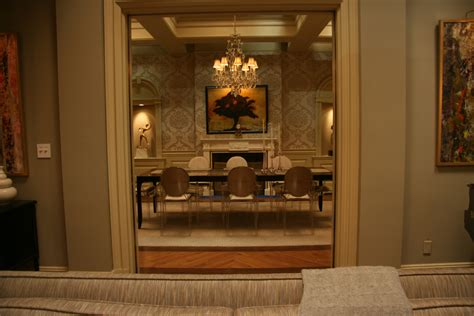 blair home decor dining room in the waldorf home via christina tonkin