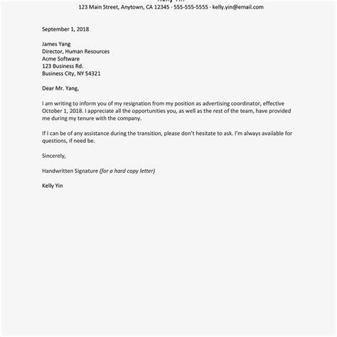 9 easy resignation letter template dragon fire defense