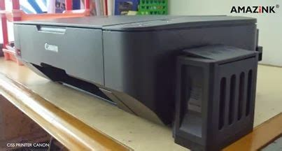 Printer Canon Tanpa Infus aston printer toko printer tips merawat printer