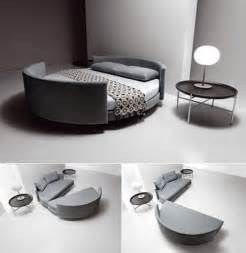 Circle Sofa Bed Sofa Bed By Saba Italia Modern Multifunctional Furniture Beds And Mattresses