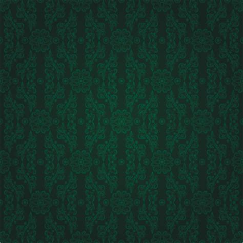 vector pattern background green green seamless elegant background free vector download