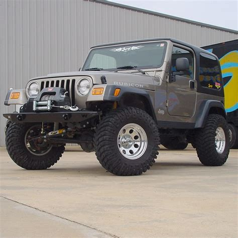 Jeep Tj Lift Superlift 4 Quot Lift Kit For 1997 2002 Jeep Tj