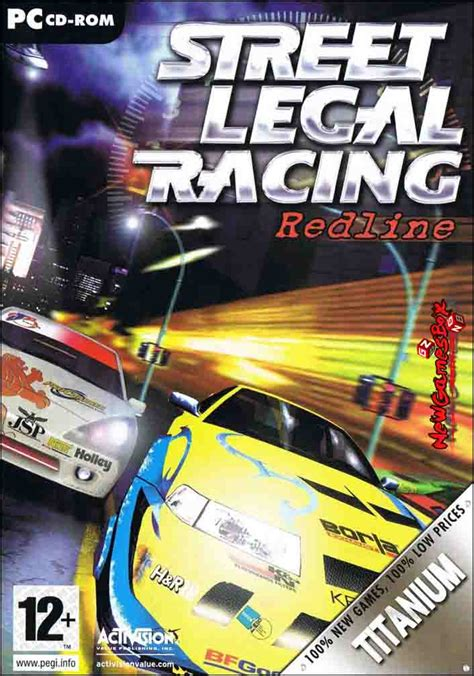 free legal full version pc games street legal racing redline free download full version