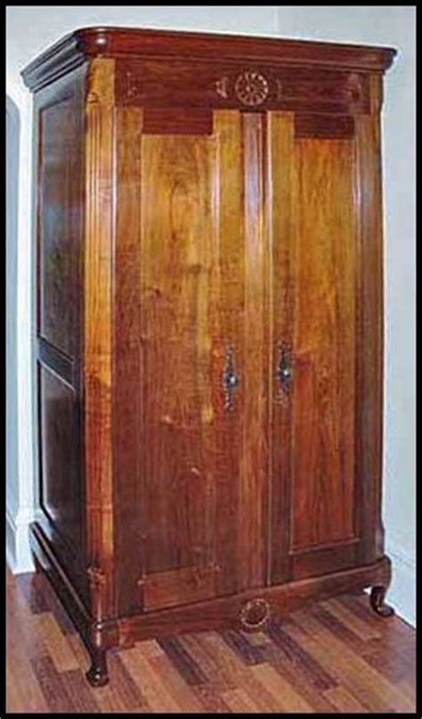 armoire coat closet small provincial armoire