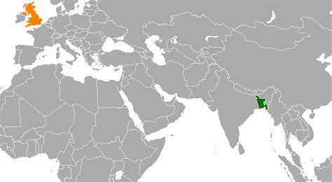 Commonwealth Mba Open Bangladesh by Bangladesh United Kingdom Relations