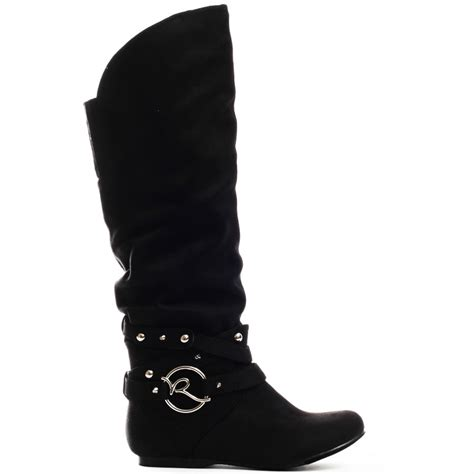 rocawear s black aggy boot black for 47 39 direct from
