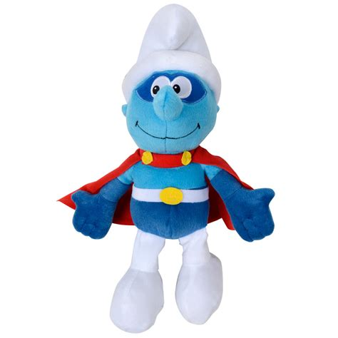 plush smurf soft toy characters smurf papa smurf smurfette