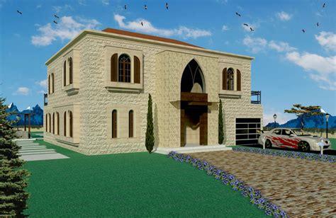 Traditional Lebanese Villa in the Zaarour.   Arch & arts