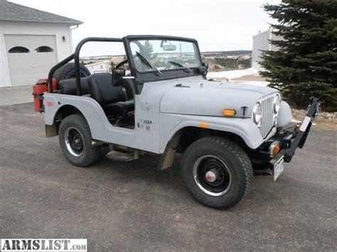 1970 Cj5 Jeep Armslist For Sale 1970 Cj5 Jeep V6 225 Cu Engine