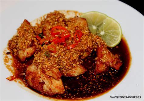 ayam kecap ala wong kito galo aka palembang