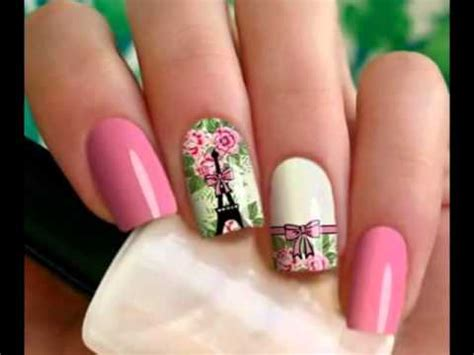 imagenes de uñas decoradas de tigre fotos de u 241 as decoradas para usar en temporada youtube