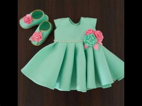 design dress for baby girl baby fancy dress designs youtube