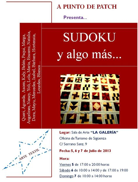 oficina turismo siguenza sudoku y algo m 225 s sala de arte la galer 205 a oficina