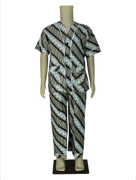 Promo Baju Tidur Batik Piyama Batik Setelan Celana Panjang Batik Kenc jual piyama anak batik murah setelan anak baju tidur lengan pendek grosir batik nitnot blitar