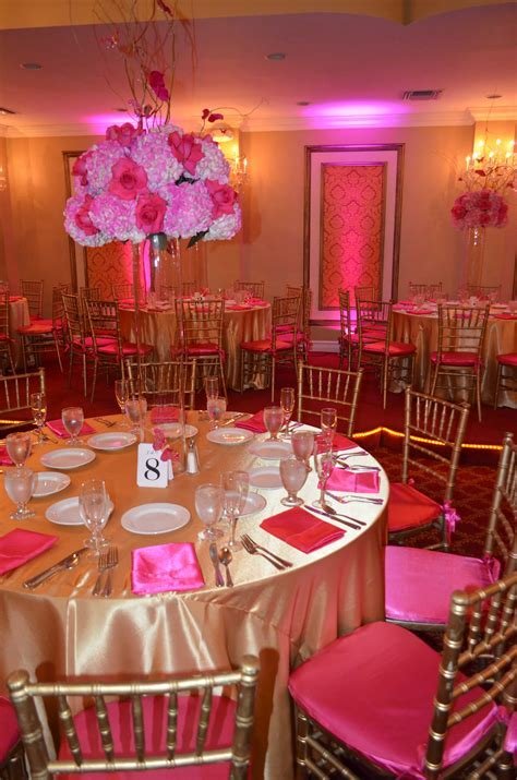 Gabriela's 15th Birthday Party at Grand Salon