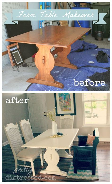 chalk paint distress before or after wax 17 best images about furniture painting before after on