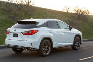 Lexus Mid Size Suv Best Crossover Suv 2016 Lexus Rx 350 Best Midsize Suv