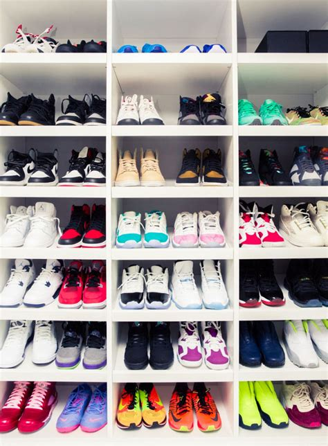 The Closet Collection by The 15 Best Sneaker Closets Sole Collector