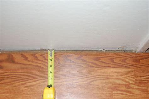 laminate flooring big expansion gap laminate flooring