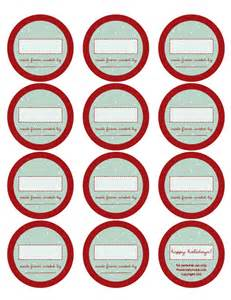 free printables gift amp canning labels from scratch club