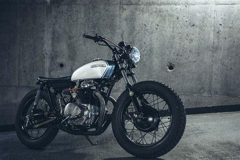 "1972 CB350 ""Maggie May"" by Alex Burrows   Honda Brats"
