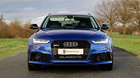 Blue Audi Rs6 by Audi Rs6 Blue