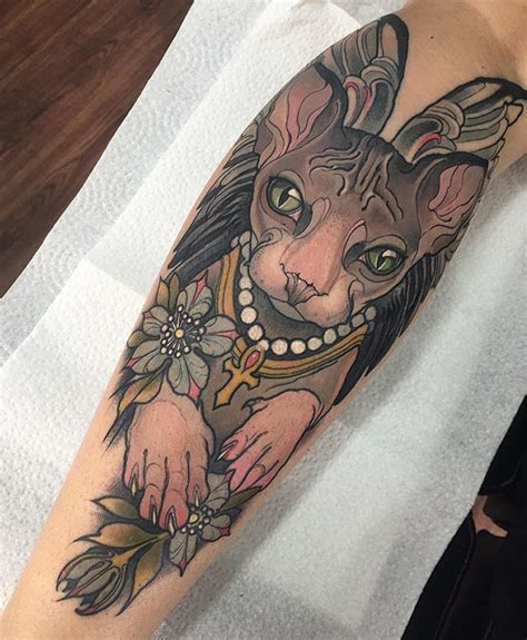 neo traditional cat tattoo 890 best images about cat tattoos on pinterest cats